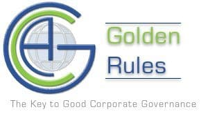Best Corporate Governance Practice - The Five Golden Rules