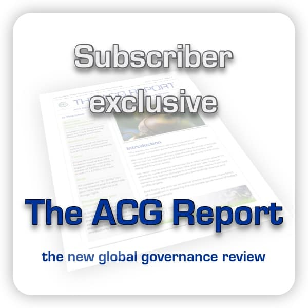 Definition of Corporate Governance - What is Corporate